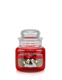 Silver Bells Giara Piccola Country Candle