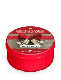 Silver Bells DayLight Country Candle