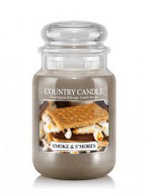 Smoke & S'Mores Giara Grande Country Candle