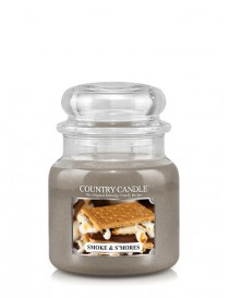 Smoke & S'Mores Giara Media Country Candle