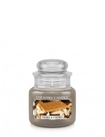 Smoke & S'Mores Giara Piccola Country Candle