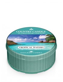 Tropical Waters DayLight Country Candle