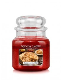Warm Apple Pie Giara Media Country Candle