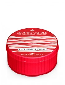 Peppermint Twist DayLight Country Candle