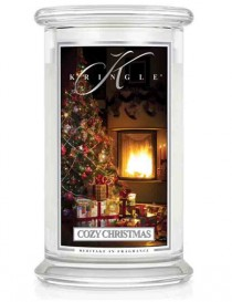 Cozy Christmas Giara Grande Kringle Candle