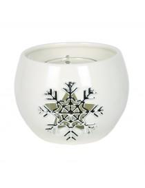 Porta Votivo e Daylight Linea Neve Ceramica