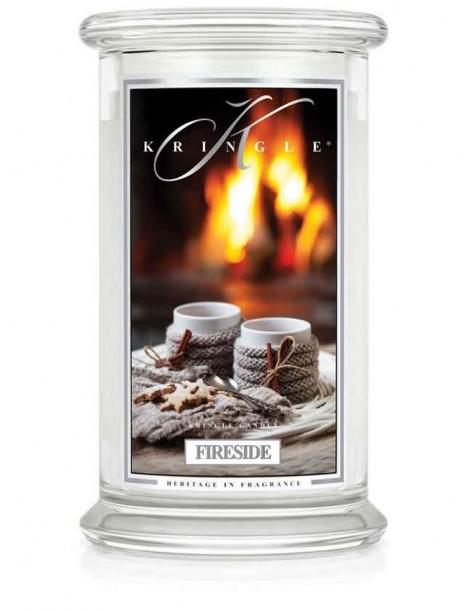 Fireside Giara Grande Kringle Candle