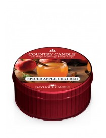 Spiced Apple Chai-Der DayLight Country Candle