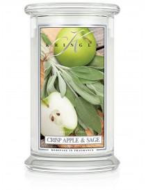 Crisp Apple & Sage Giara Grande Kringle Candle
