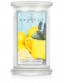 Lemon Lavender Giara Grande Kringle Candle