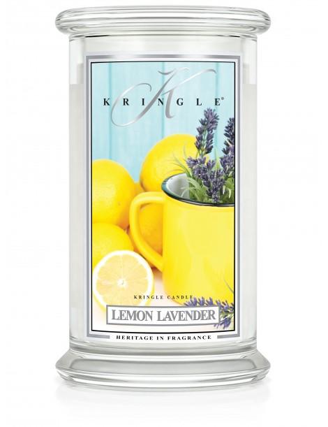 Lemon Lavender Giara Grande Kringle Candle