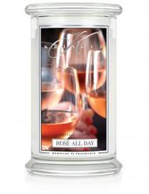 Rosè all day Giara Grande Kringle Candle