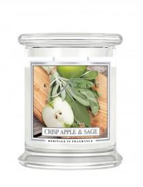 Crisp Apple And Sage Giara Media Kringle Candle