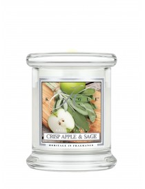 Crisp, Apple, and sage Giara Mini Kringle Candle