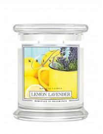 Lemon Lavender Giara Media Kringle Candle