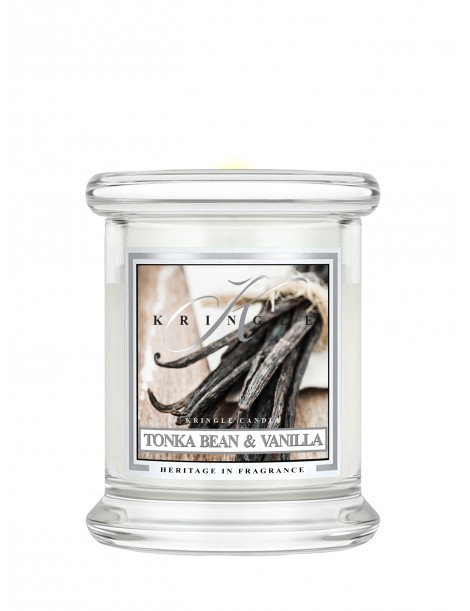 Tonka Bean and vanilla Giara Mini Kringle Candle