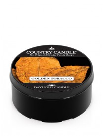 Golden Tobacco Country Candle