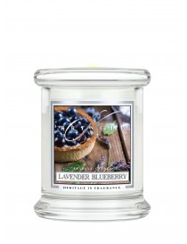 Lavender Blueberry Giara Mini Kringle Candle