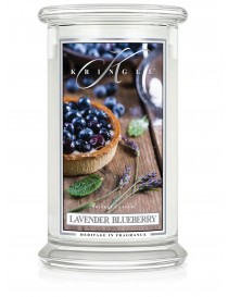 Lavender Blueberry Giara Grande Kringle Candle