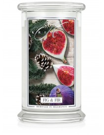 Fig & Fir Giara Grande Kringle Candle