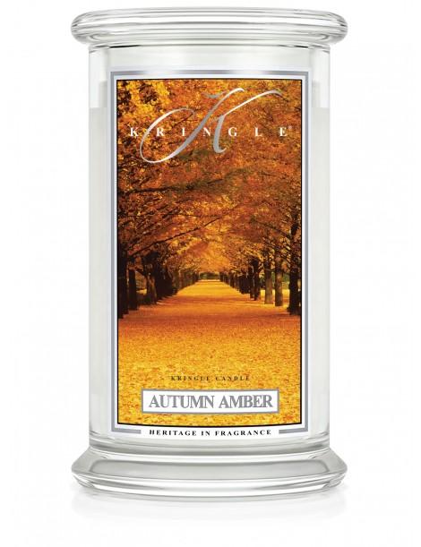Autumn Amber Giara Grande Kringle Candle