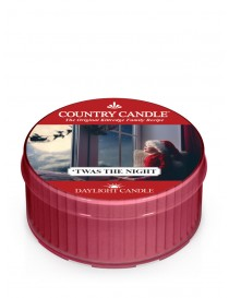 Twas The Night DayLight Country Candle