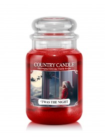 Twas The Night Giara Grande Country Candle