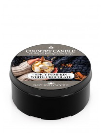 Spicy Pumpkin White Chocolate DayLight Country Candle