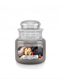 Spicy Pumpkin White Chocolate Giara Piccola Country Candle