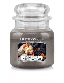 Spicy Pumpkin White Chocolate Giara Media Country Candle