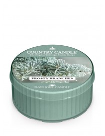 Frosty Branches DayLight Country Candle