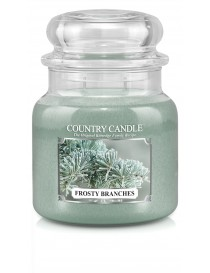 Frosty Branches Giara Media Country Candle