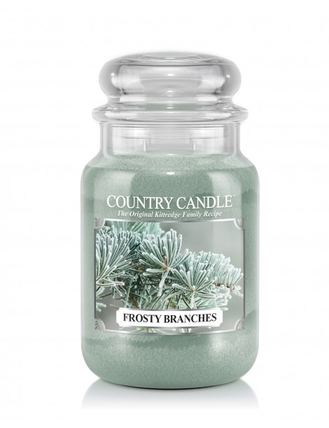 Frosty Branches Giara Grande Country Candle