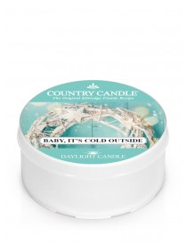 Baby It's Could Outside DayLight Country Candle