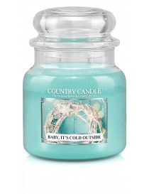 Baby It's Cold Outside Giara Media Country Candle