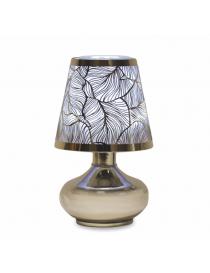 Lamp Leaf Bruciatore Elettrico 3D Aromatize
