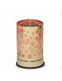 Bruciatore per Wax Melt Romantico linea Basic