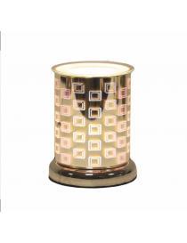 Oval Love Bruciatore Elettrico 3D Aromatize