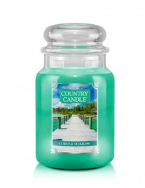 Citrus & Seagrass Giara Grande Country Candle