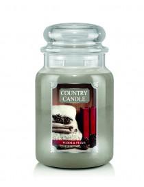 Warm & Fuzzy Giara Grande Country Candle