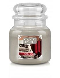 Warm & Fuzzy Giara Media Country Candle