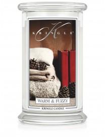 Warm & Fuzzy Giara Grande Kringle Candle
