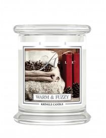 Warm & Fuzzy Giara Media Kringle Candle