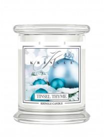 Tinsel Thyme Giara Media Kringle Candle