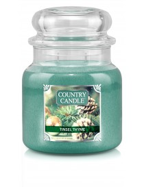 Tinsel Thyme Giara Media Country Candle