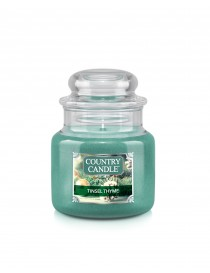 Tinsel Thyme Giara Piccola Country Candle