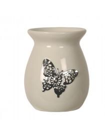 Ceramic Butterfly Bruciatore per Wax Melt Aromatize