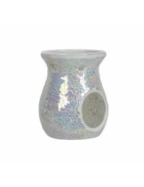 Pearl Crackle Bruciatore perWax Melt Aromatize
