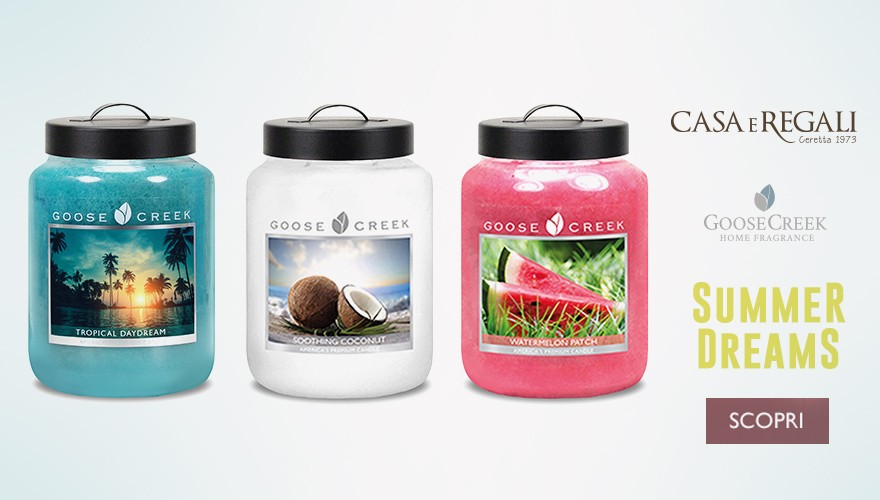 Goose Creek Candles